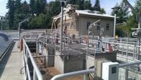 City of La Center Water Reclamation Facility - Headworks Building